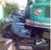 truck that killed Asgari
