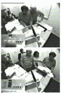 Scientists struggling with copier